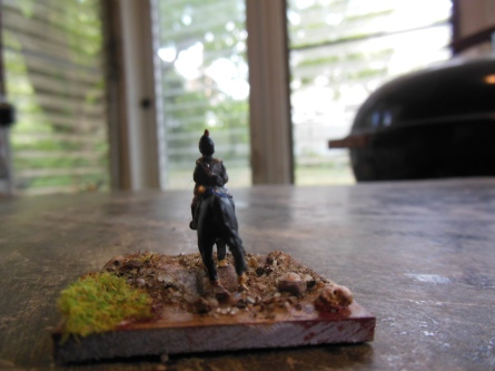 Prussian mounted Officer