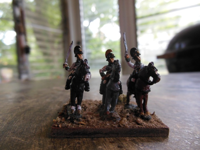 Austrian 4th Cuirassiers Regiment