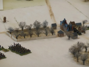 French arrive at Villepion