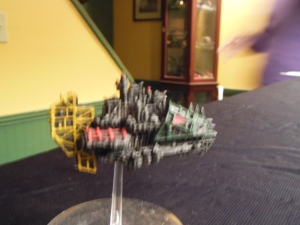 Big Ork Ship