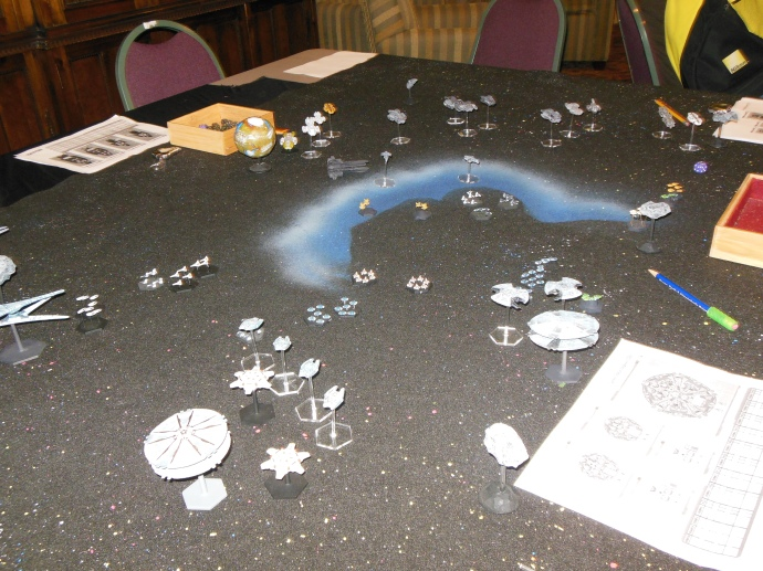 WNGA Battlestar Galactica Game